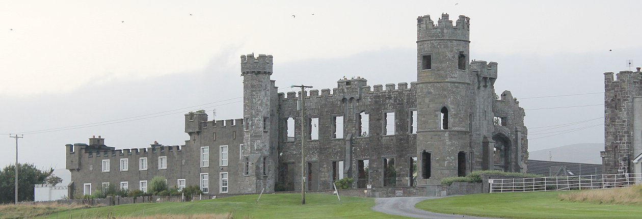 Ballyheigue Castle Kerry