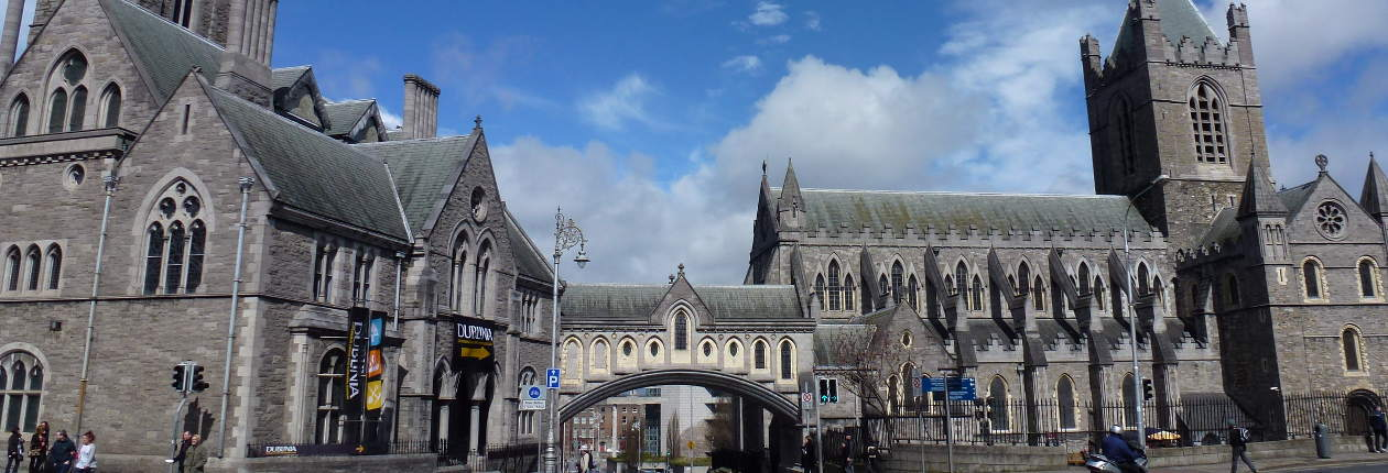 Christ Church Catherdral Dublin