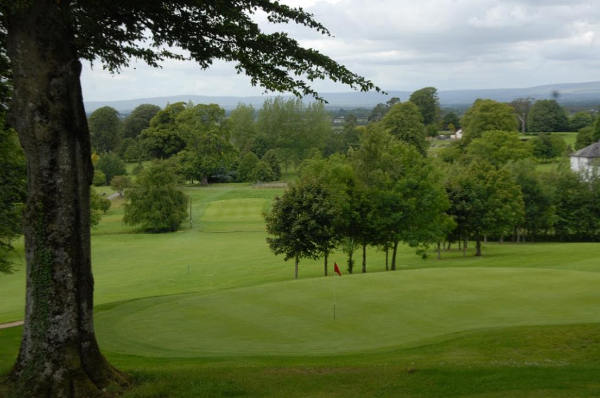 Abbeyleix Golf Club Laois