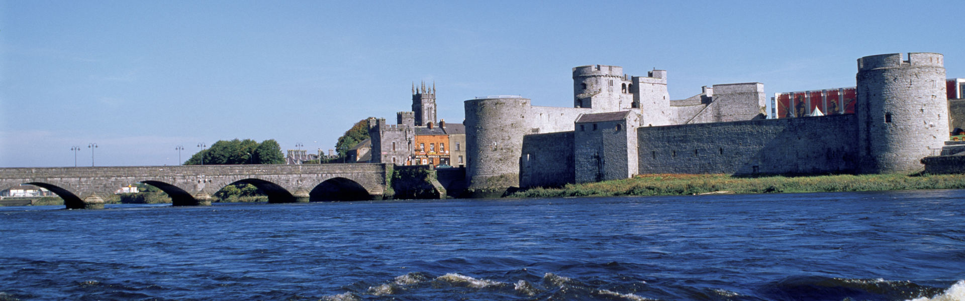 King John's Castle Limerick