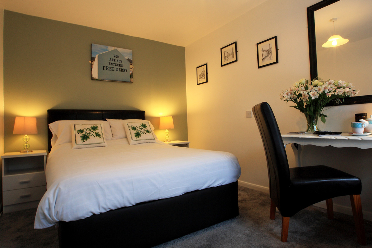 Abbey Bed and Breakfast Derry