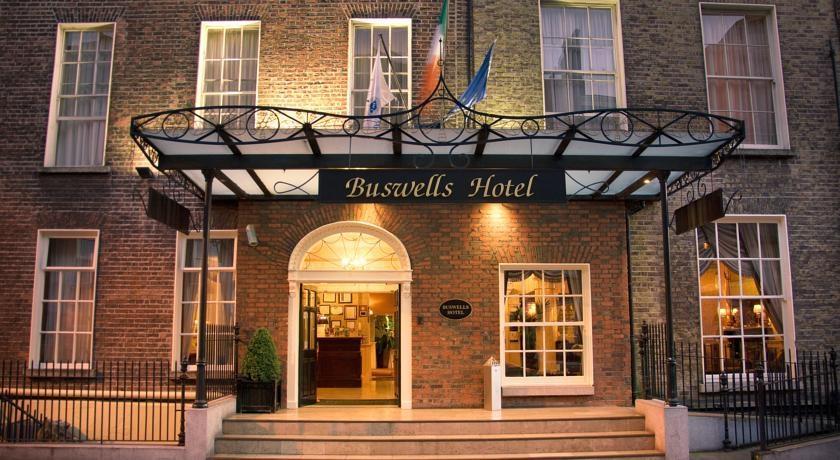 Buswells Hotel Dublin