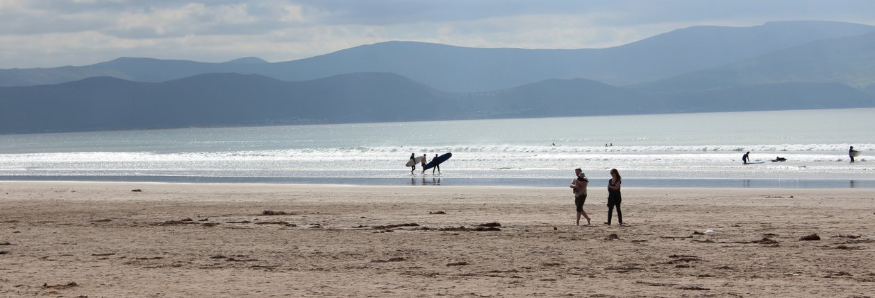 Inch Beach Dingle Peninsula County Kerry