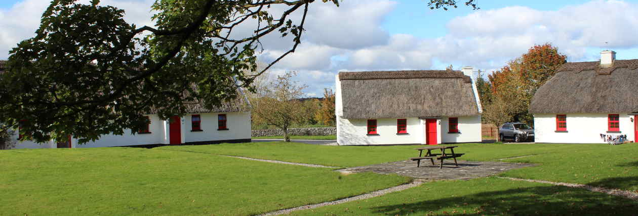 Thatched Cottages to Rent