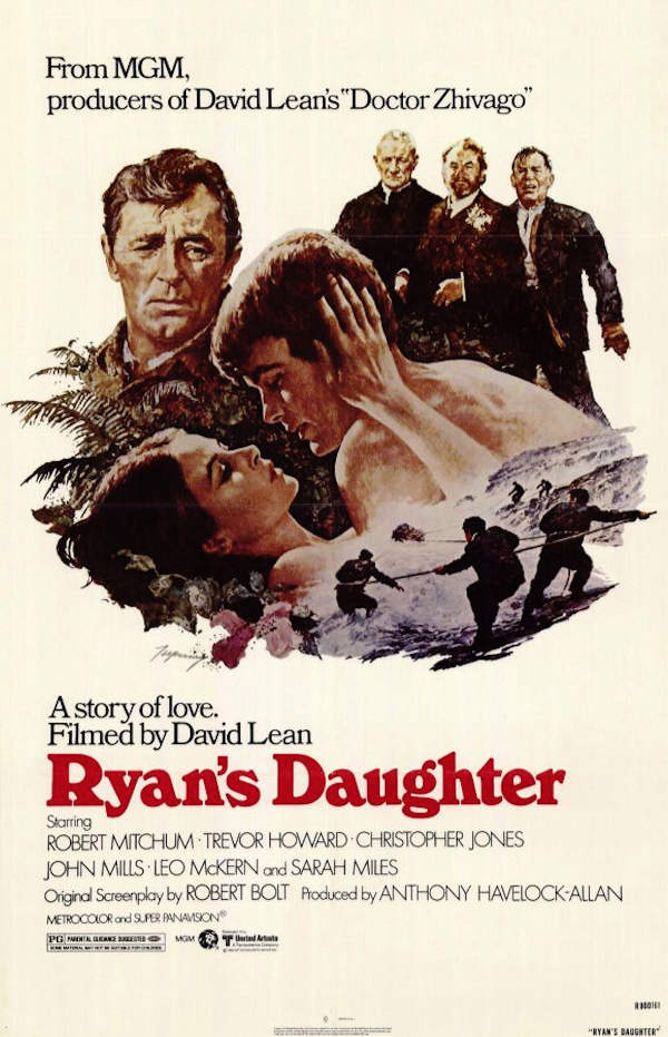 Ryan's Daughter Movie